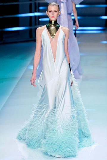 Alexandre Vauthier couture 2012 spring