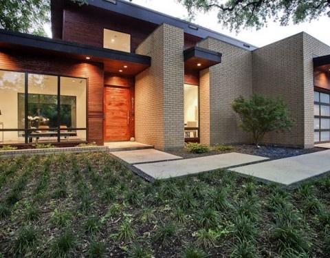 331 best Modern Homes - Exteriors images on Pinterest   Modern ...