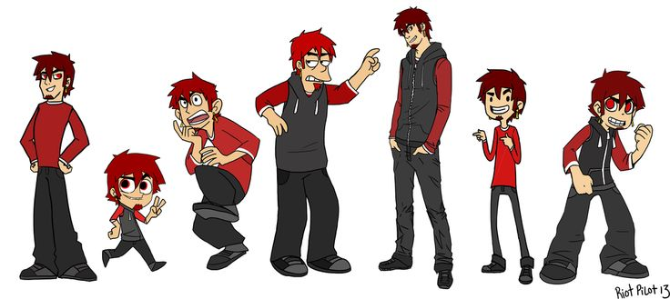 Difference Between Concept Art And Character Design : Differences between anime and cartoons things to help
