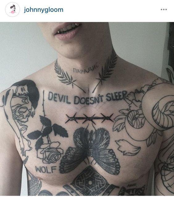 Tattoos, Neck Tattoo, Boy Tattoos