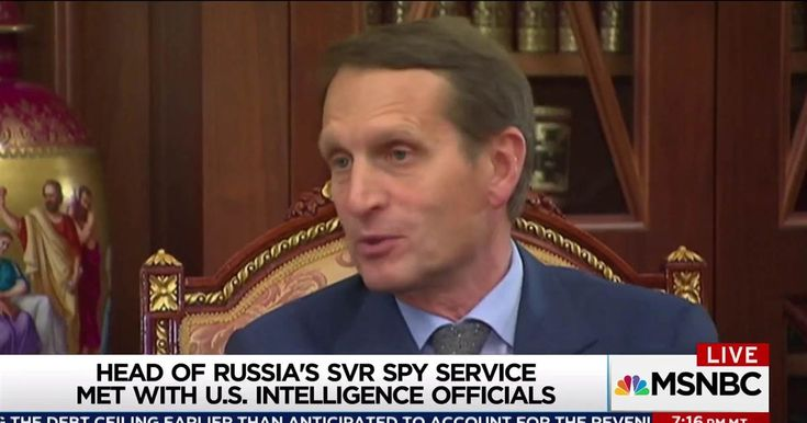Rachel Maddow reports on yet another instance of Americans learning about a meeting between Russians and Trump officials from reporting in Russian media. In this case Russia intelligence officials violating sanctions law to come to the U.S.