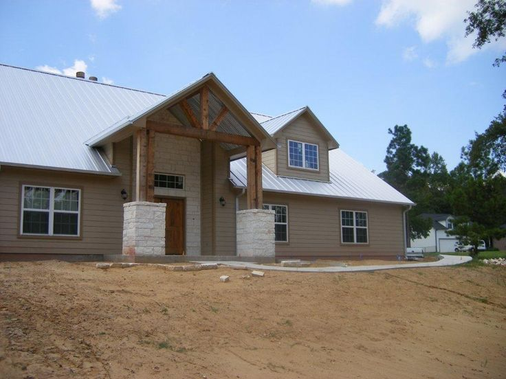 Barndominium gallery custom homes home ideas for Building house cost