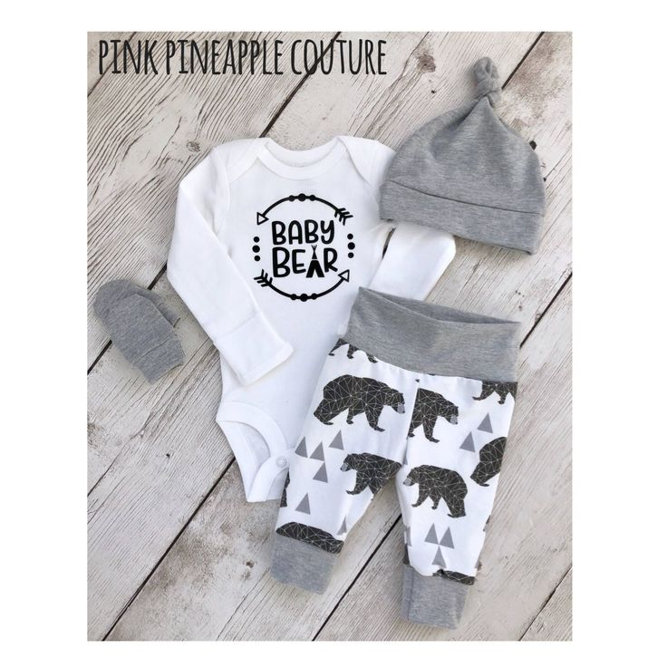Newborn going home outfit, baby bear set, Newborn hospital outfit, Coming home outfit, baby boy by PinkPineappleCouture on Etsy https://www.etsy.com/listing/576867876/newborn-going-home-outfit-baby-bear-set #babyboyoutfits