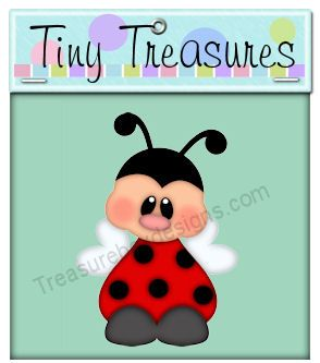 Tiny Treasures (Lady Bug)