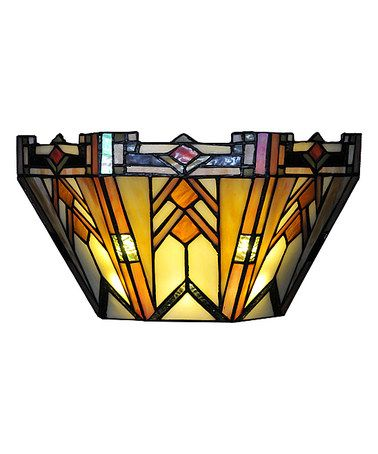 Look at this #zulilyfind! Mission Wireless LED Wall Sconce #zulilyfinds