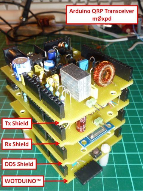 M xpd s shack nasties arduino qrp transceiver
