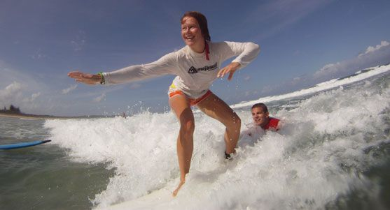 Byron Bay Surf Lesson with Mojo Surf