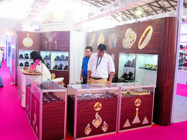 Portable Exhibition Stand Design : Best jewellery exhibition stand designs images on