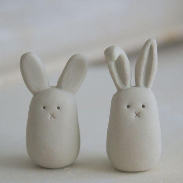 Clay bunny!!!