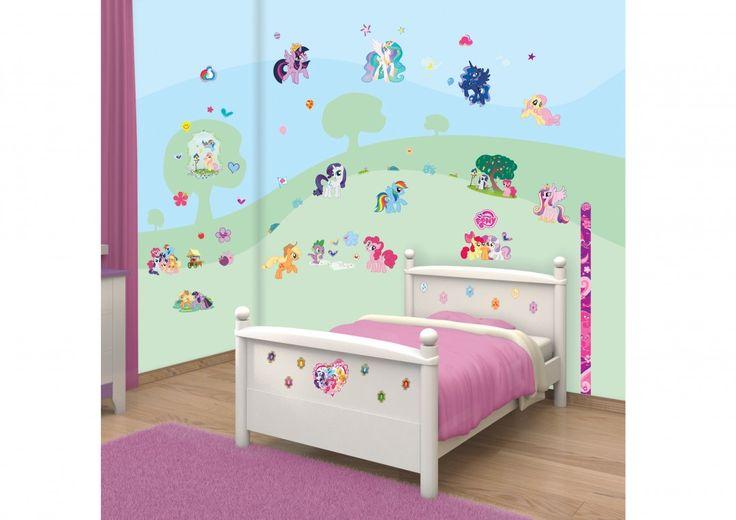 new my little pony room decor kit   frozen room decor, my