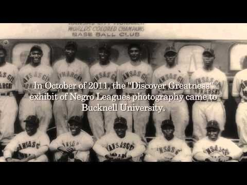 Tapestry of Grace ~ Year 4 ~ Week 17 ~ The Negro Leagues: Baseball, America, and Segregation - YouTube