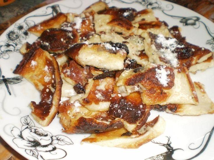 Императорский омлет «Кайзершмарн» (Kaiserschmarrn) рецепт – австрийская кухня, вегетарианская еда: выпечка и десерты. «Афиша-Еда»
