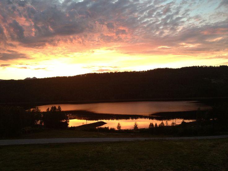 Kobberkveld - copper evening