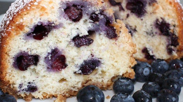 ideas blueberry coffee cakes super summer desserts blueberries ...