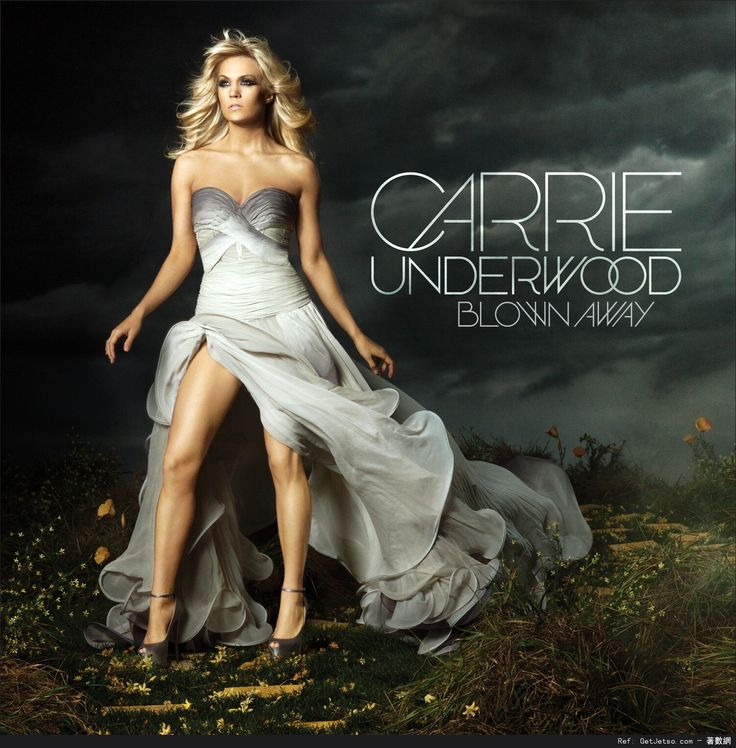 (04) Blown Away, (05) Cupid's Got A Shotgun, (06) Do You Think About Me, (07) Good Girl, (08) See You Again [Carrie Underwood] Blown Away [Country] Artists Misc. - Volume 1