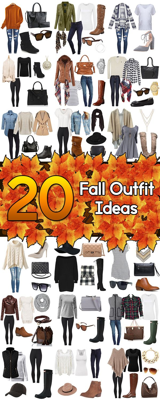 20 Fresh and Fun Fall Fashion 2017 Outfit Ideas