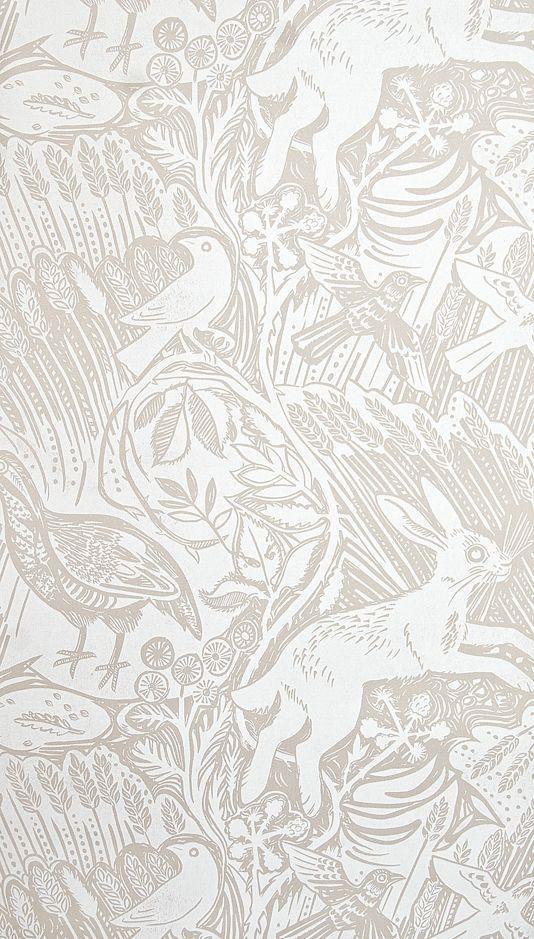 devonshire Wallpaper woes