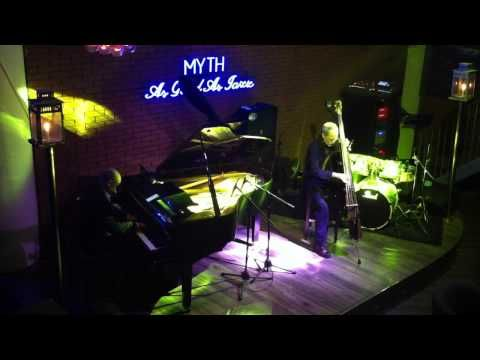 "Angel Eyes   Ralston Van Der Schyff (piano) and Brian Hurley (bass) performing ""Angel Eyes""...recorded live at Myth Jazz Bar in Nanjing China"