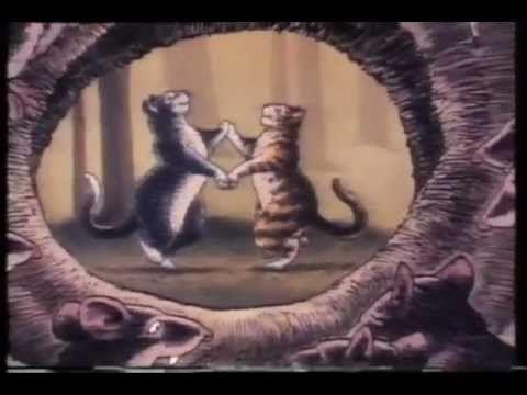 ▶ Der Katzentatzentanz (Sendung m. d. Maus) - YouTube