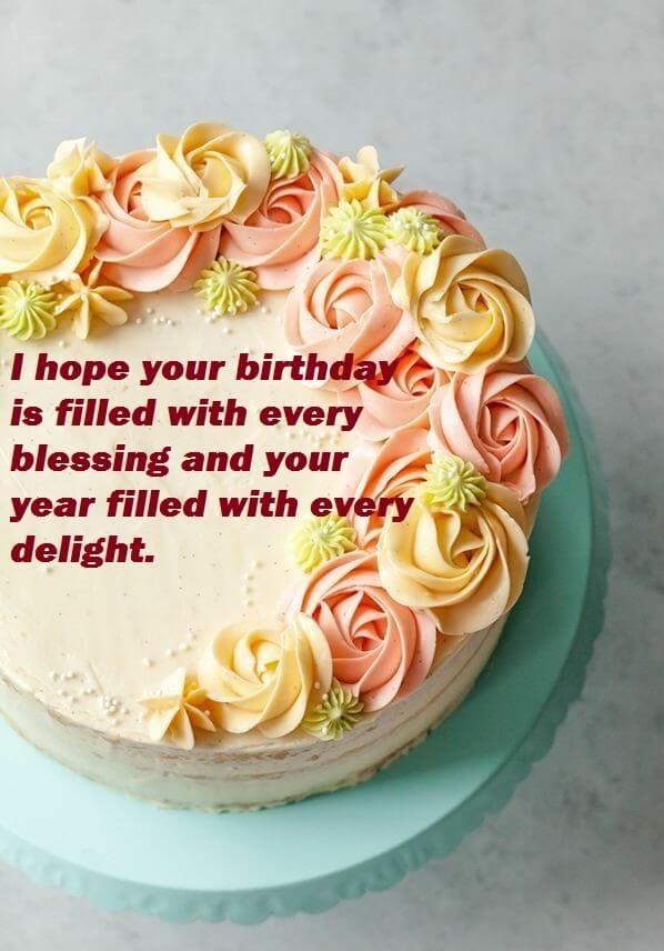 Beautiful Birthday Cake Wishes Images Beautiful Birthday Cakes