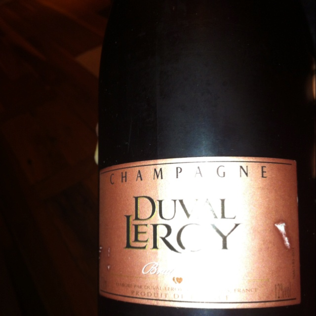 Duval-Leroy Champagne