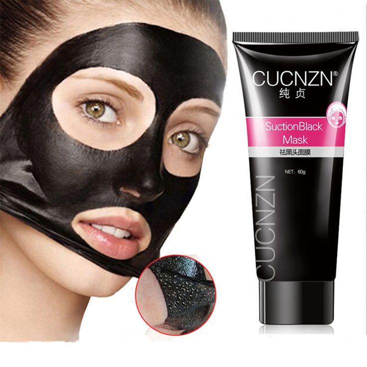 Nieuwe Zwarte Hoofd Gezichtsmasker Comedondrukker Gezichtsmasker Zwart Masker Acne Behandeling Varken Neus Huidverzorging Peel