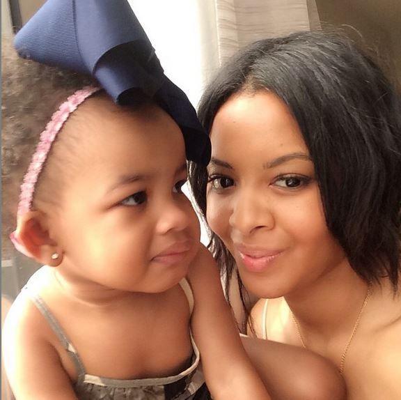 Ava, Vanessa Simmons'daughter