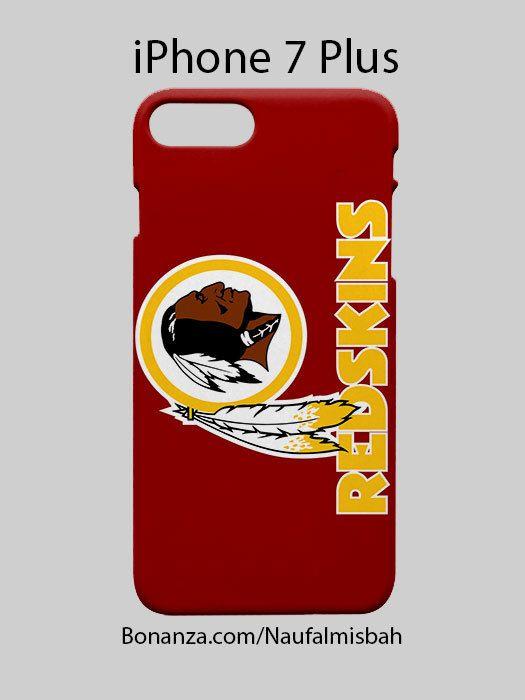 Washington Redskins Inspired iPhone 7 PLUS Case Cover