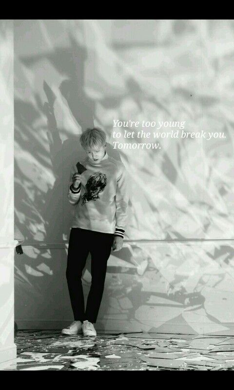 Sad Quotes Wallpaper Hd Suga Bts Suga Quotes Lyrics Song Kpop♡ Bts Suga
