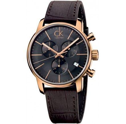 Calvin Klein CITY Chronograph K2G276G3 Watch | Calvin Klein Mens CITY…