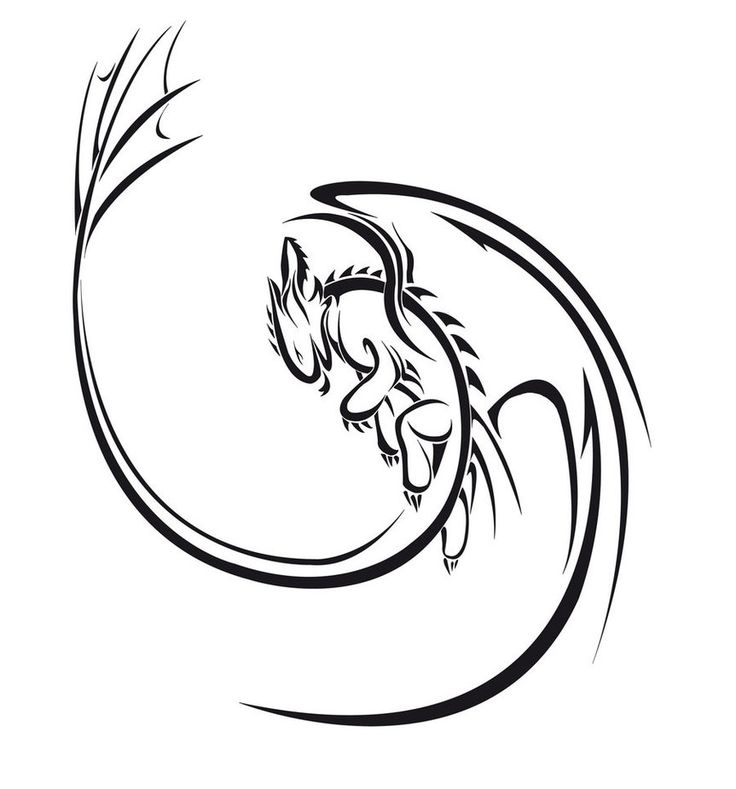 572 best dragons black white images on pinterest train your rh pinterest com dragon head clipart black and white baby dragon clipart black and white