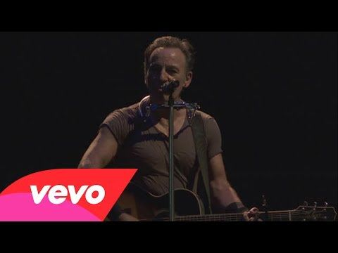 This Hard Land - Bruce Springsteen - YouTube