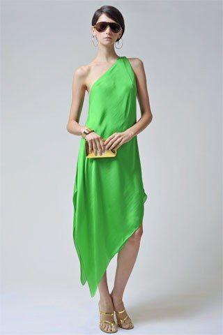 Ralph Lauren Resort 2009 Fashion Show - Cecilia Mendez
