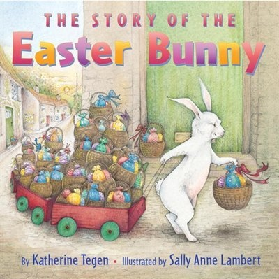 On a snow-cold day in a snug little house . . . Everyone knows that the Easter Bunny comes every year with a basket of painted eggs and chocolates. But who is the Easter Bunny, and what is his story? At last, the famous bunny's secrets are revealed in this delightful tale perfect for springtime!