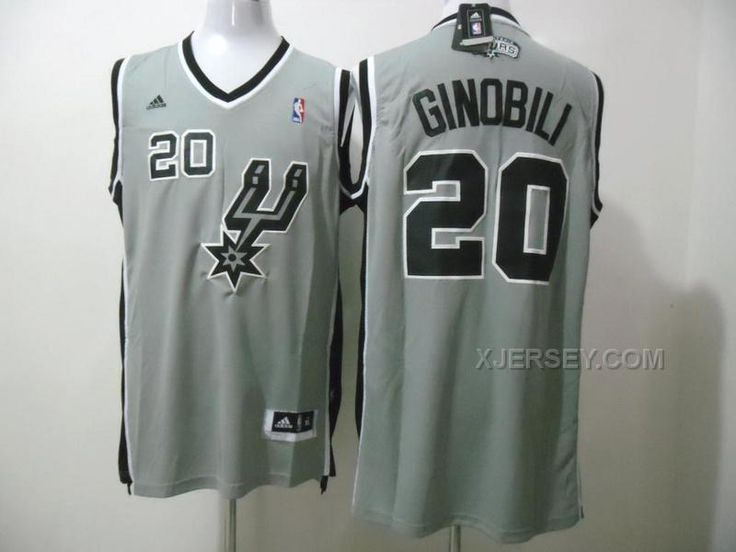 http://www.xjersey.com/spurs-20-ginobili-grey-new-revolution-30-jerseys.html SPURS 20 GINOBILI GREY NEW REVOLUTION 30 JERSEYS Only $34.00 , Free Shipping!