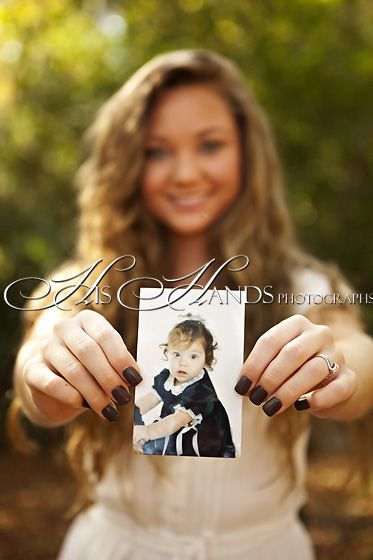 Bring a picture from your childhood to your senior session!   Birmingham Alabama Senior Portrait Photographer_His Hands Photographs_12