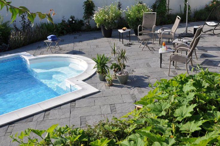 Les 25 meilleures id es de la cat gorie am nagement for Amenagement paysager autour piscine
