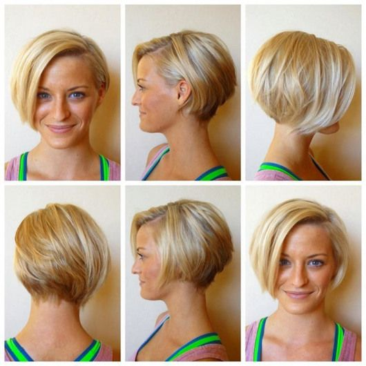 Blonde Short #curlyhairstyles #curly #hairstyles #for #graduation
