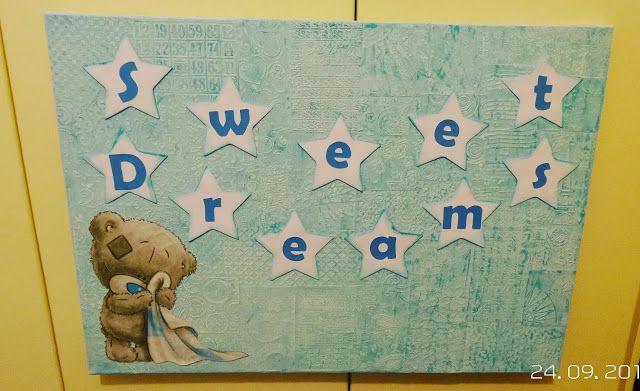 BellesCreations.gr: Sweet Dreams my baby