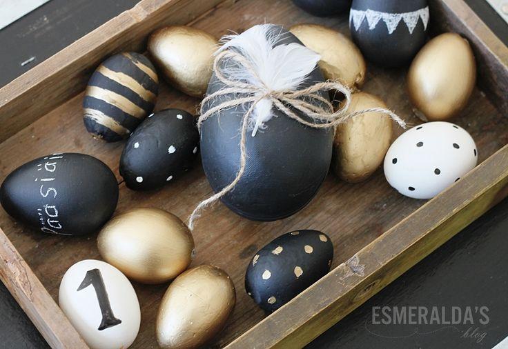 Golden eggs ♥