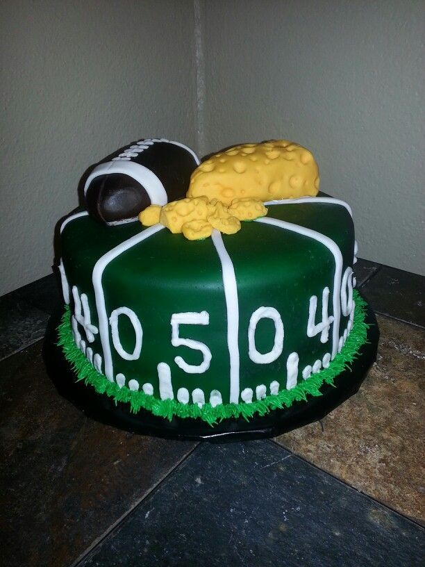 39 Best My Greenbay Packers Birthday Cakes Images On