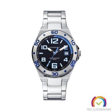 Reloj niño Viceroy 46617-54. Un reloj sumergible y resistente para niños.