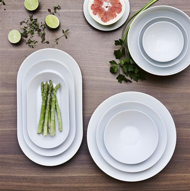 IKEA 365+ series. Bowl, rounded sides Ø 13 cm. 502.589.50 Bowl, rounded sides Ø 16 cm. 202.783.51 Bowl, rounded sides Ø 22 cm. 802.796.87 Serving plate L24×W13 cm. 202.783.65 Serving plate $000/each L31×W17 cm. 702.783.96 L38×W22 cm. 302.783.98 Bowl, angled sides Ø 17 cm. 502.797.02 Bowl, angled sides Ø 22 cm.  902.797.0 0 Bowl, angled sides Ø 28 cm. 302.797.03