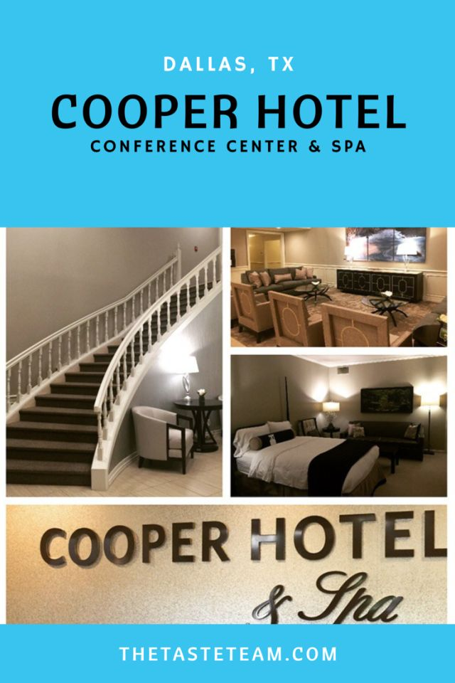 Cooper Hotel Conference Center