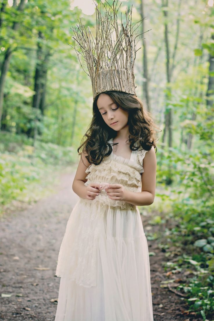 Forest Fairy © Deena Roth Photography #fairytale #children