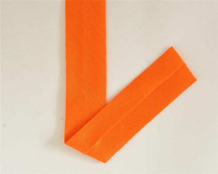 Ohlssons Tyger - - Snedslå - Trikåsnedslå, orange 18 kr/m