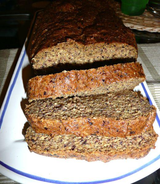 pain brun sans gluten