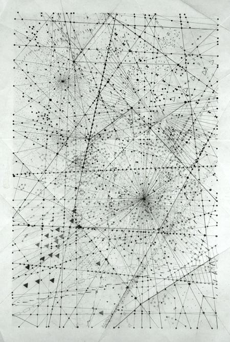 Emma McNally's Fields, Charts, Soundings Cartographies