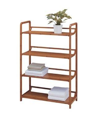 40% OFF Organize It All Lohas 4 Tier Shelf