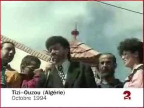 Matoub Lounes - Ay Adrar Nath Irathen - YouTube
